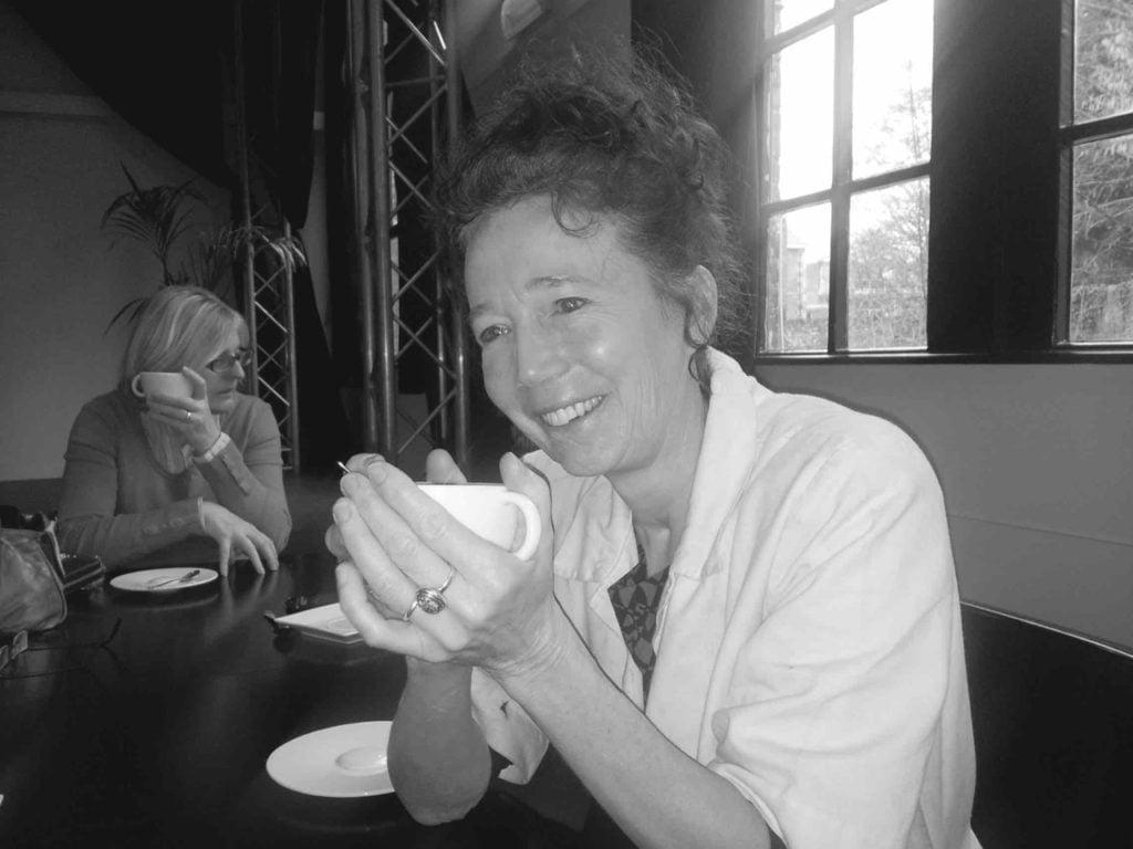 Eva Lensink is docente voor de cursus schilderen in Frankrijk